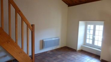 Appartement 1 pièce + mezzanine