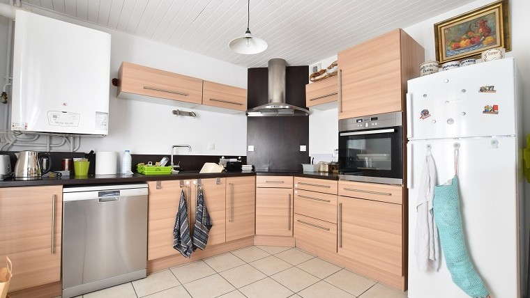 T.4 loué résidence récente + garage