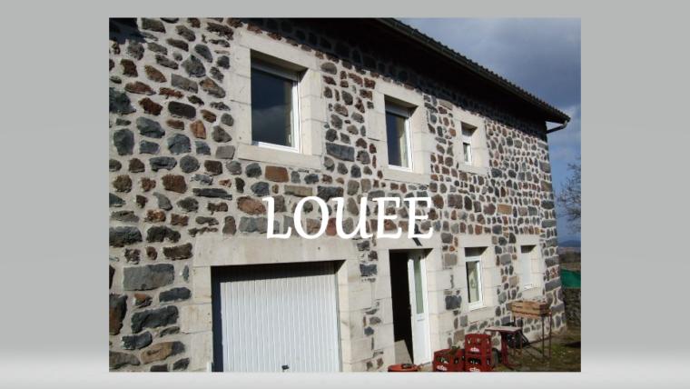 Belle maison SOLIGNAC SUR LOIRE