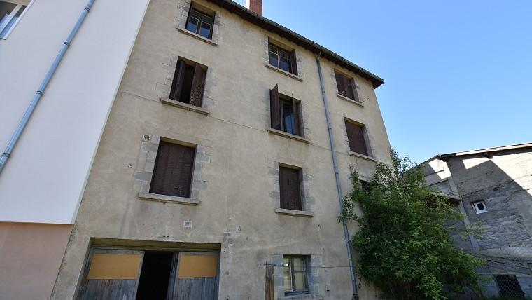 Immeuble 3 logements + garage secteur Simone Weil