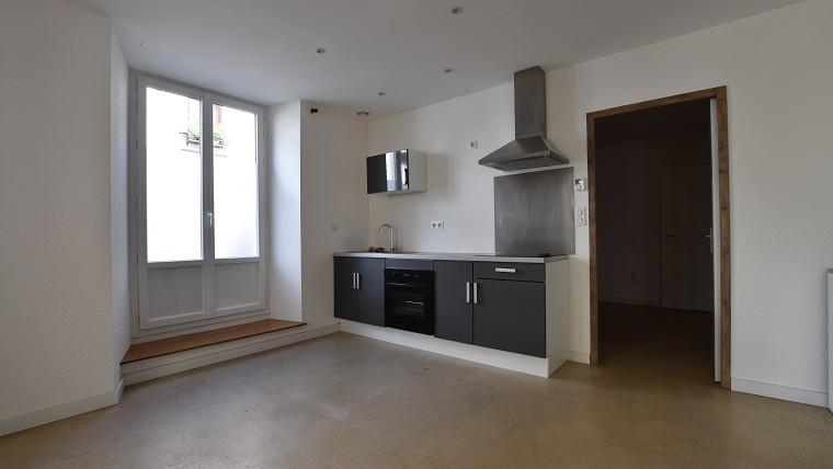 T2 rénové 42 m2 RDC Aiguilhe