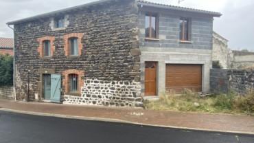 Maison de bourg «Fontannes»